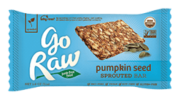 Sprouted Bars - Pumpkin Seed Go Raw