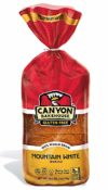 Canyon Bake House Mountain White Gluten Free Bread